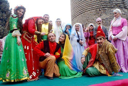 фестиваль в Азербайджане