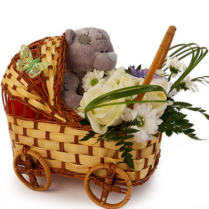 "Composition ""Our baby"" - delivery in Ukraine"