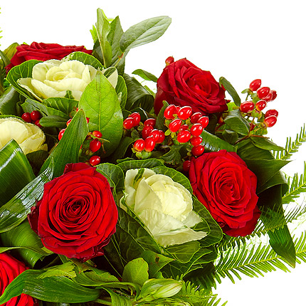 """Bouquet """"Bright"""" - order with delivery"""