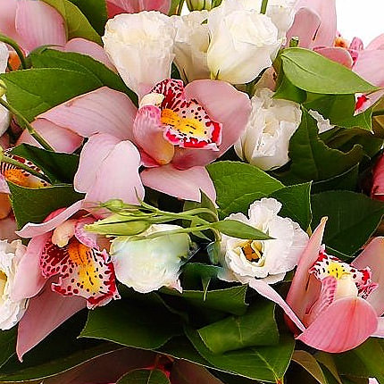 "Bouquet ""For Dear Mom!"" - order with delivery"