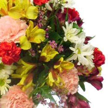 "Bouquet ""Summer Palette"" - order with delivery"
