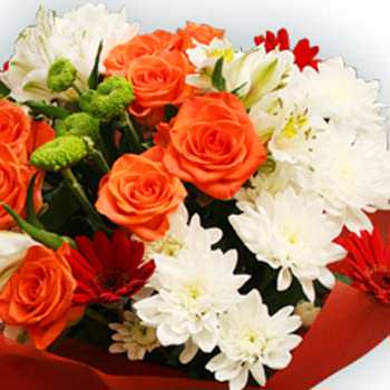 "Bouquet ""The Pearl"" - delivery in Ukraine"