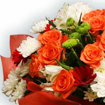 "Bouquet ""The Pearl"" - order with delivery"