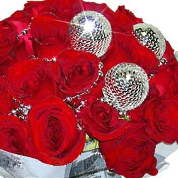 "Bouquet ""New Year Disco Dance!"" - delivery in Ukraine"