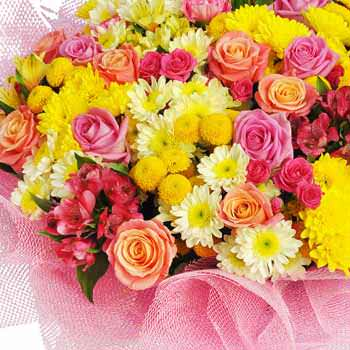 """Bouquet """"Midsummer Night's Tale"""" - order with delivery"""