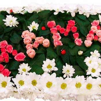 "Inscription of flowers ""Mama"" - delivery in Ukraine"