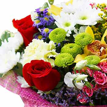 "Bouquet ""Flower mix"" - order with delivery"