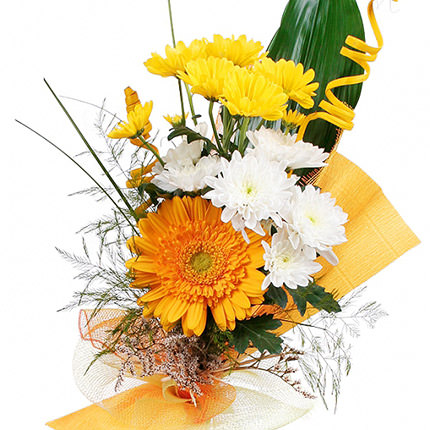 "Bouquet ""Flower Trio"" - delivery in Ukraine"