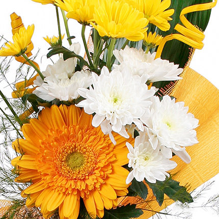 "Bouquet ""Flower Trio"" - order with delivery"