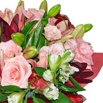"Stylish bouquet ""Luxury"" - delivery in Ukraine"