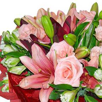 "Stylish bouquet ""Luxury"" - order with delivery"