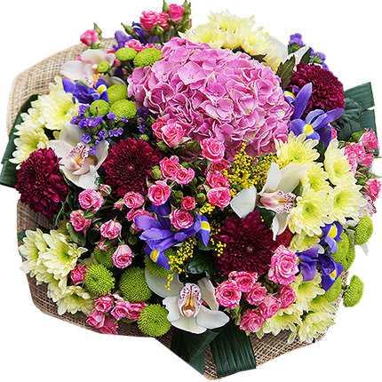 "Bouquet ""Sweet Moment"" - delivery in Ukraine"