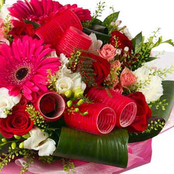 "Bouquet ""Fashion Lady"" - order with delivery"
