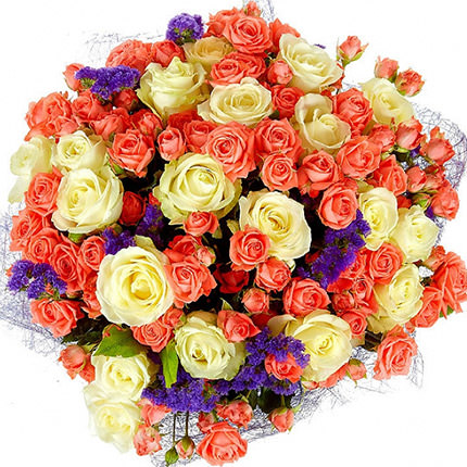 "Bouquet ""To cheer up!"" - delivery in Ukraine"