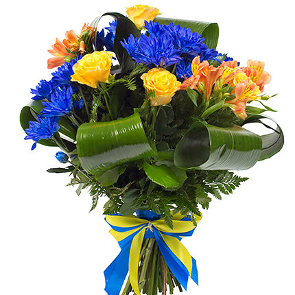 "Bouquet ""Ukrainochka"" - delivery in Ukraine"