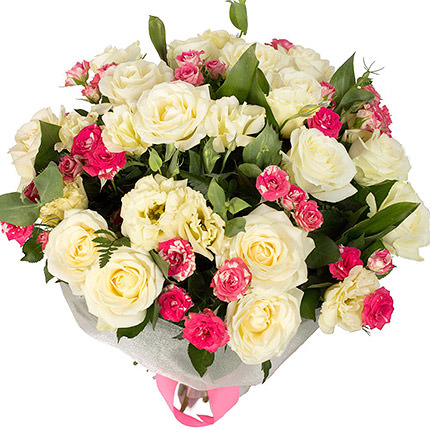 """Bouquet """"Vanilla Sky"""" - order with delivery"""