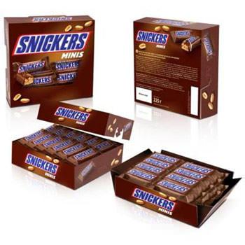 """Конфеты """"Snickers - minis"""" - доставка по Украине"""