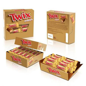 "Конфеты ""Twix - minis"" - доставка по Украине"