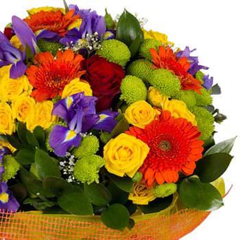 """Festive bouquet """"Bright dreams"""" - delivery in Ukraine"""