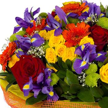 "Festive bouquet ""Bright dreams"" - order with delivery"
