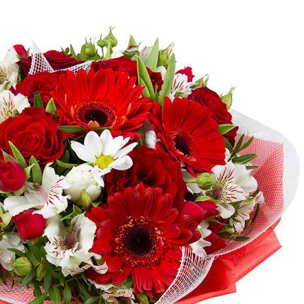 "Romantic bouquet ""Love"" - delivery in Ukraine"
