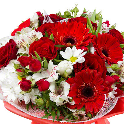 "Romantic bouquet ""Love"" - order with delivery"