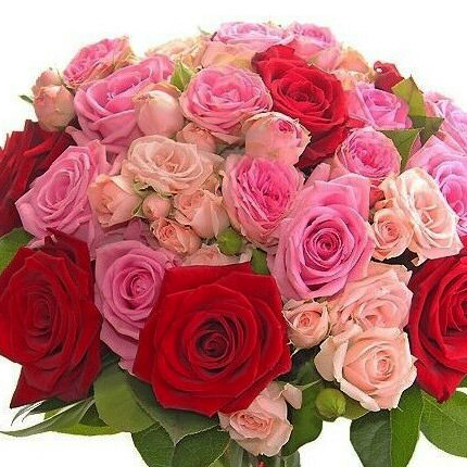 "Romantic bouquet ""Love"" - delivery in Ukraine"