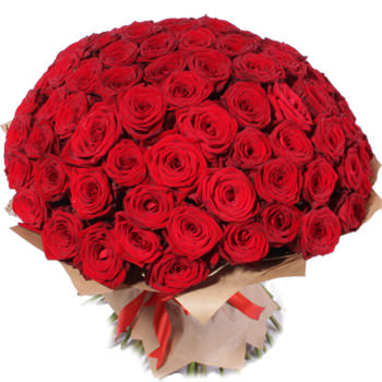 "Bouquet ""101 Dreams"" - delivery in Ukraine"