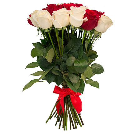 "Romantic bouquet ""Passionate Tango"" - delivery in Ukraine"