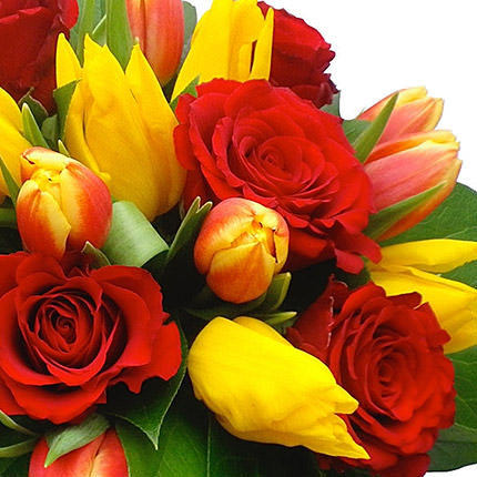 """Bouquet """"To beloved woman!"""" - delivery in Ukraine"""