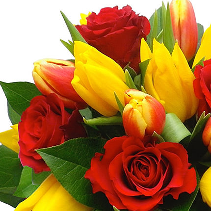 """Bouquet """"To beloved woman!"""" - order with delivery"""