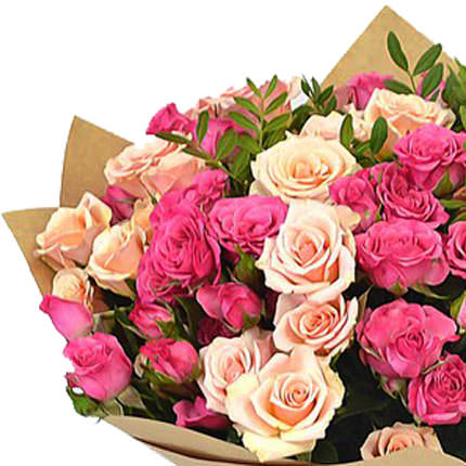 "Bouquet ""Romantic Poetry"" - order with delivery"