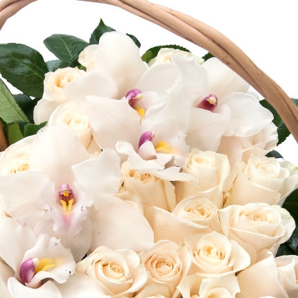 "Basket ""Embrace of tenderness"" - delivery in Ukraine"