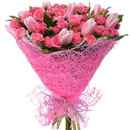 """Romantic bouquet """"Queen"""" - delivery in Ukraine"""
