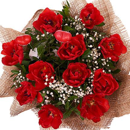 """Romantic bouquet """"Dolce Vita"""" - delivery in Ukraine"""
