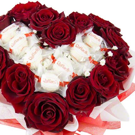 """Bouquet """"Happiness exists!"""" - delivery in Ukraine"""