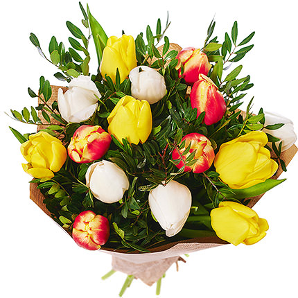 "Bouquet ""Romantic Evening"" - order with delivery"