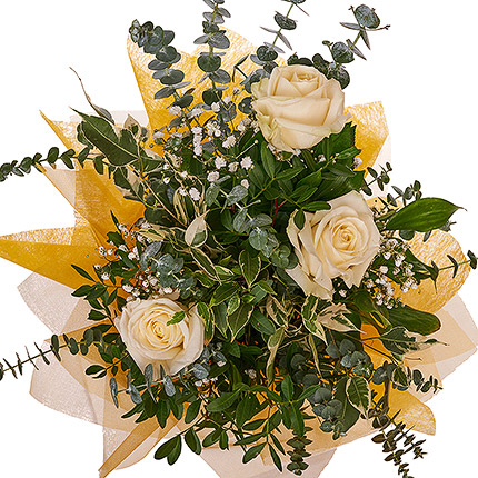 "Bouquet ""Three Graces"" - order with delivery"