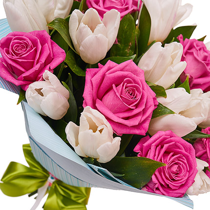 "Romantic bouquet ""To My Queen"" - order with delivery"