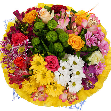 "Bouquet ""Spring watercolor"" - order with delivery"