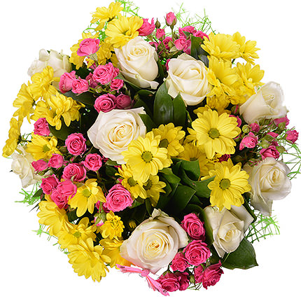 "Delicate bouquet ""To lovely Sunny!"" - order with delivery"