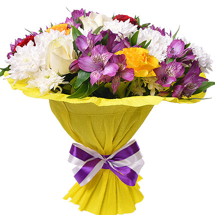 "Bouquet ""Festive Mood"" - delivery in Ukraine"