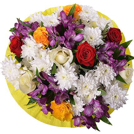"Bouquet ""Festive Mood"" - order with delivery"
