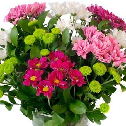 Хризантема микс (поштучно) - заказать с доставкой