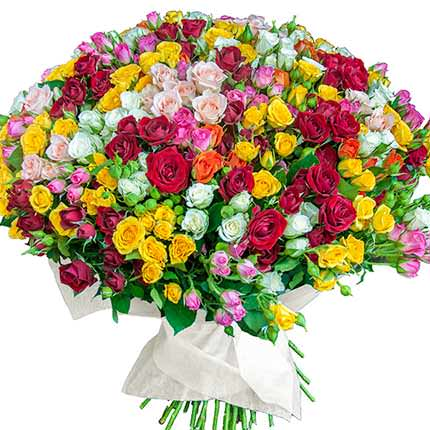 Mix of Spray Roses (by an item) - order with delivery