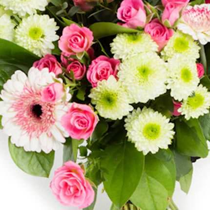 "Romantic bouquet ""World of love!"" - delivery in Ukraine"