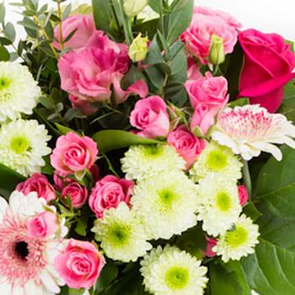 """Romantic bouquet """"World of love!"""" - order with delivery"""