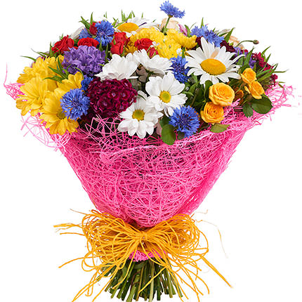 "Bouquet ""Summer miracle"" - delivery in Ukraine"