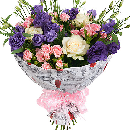"Bouquet ""Magic Evening"" - delivery in Ukraine"