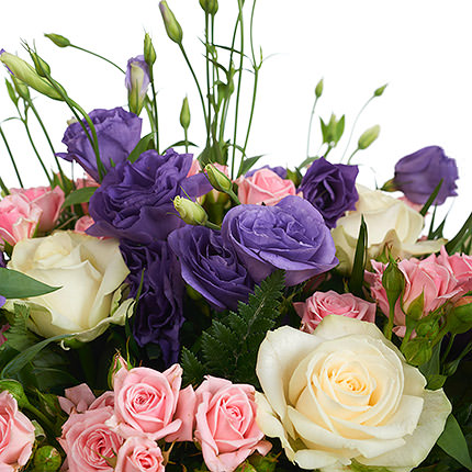 "Bouquet ""Magic Evening"" - order with delivery"